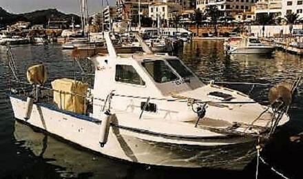 fishingtripmajorca.co.uk boat tours in Cala Ratjada with Llamp