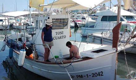 fishingtripmajorca.co.uk boat tours in Majorca with Toni IV